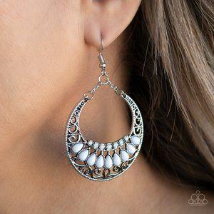 Crescent Couture - White